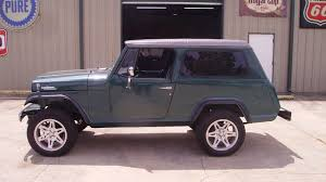white convertible jeep jeep commando classics for sale classics on autotrader