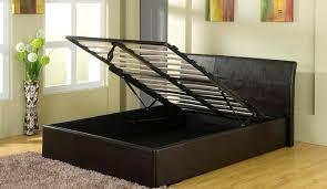 Ottoman Bed Black Ottoman Bed Frame Black 61