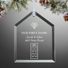personalized ornaments home