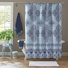 Shower Curtain Rings Walmart Bathroom Shower Curtain Walmart Shower Curtains At Walmart