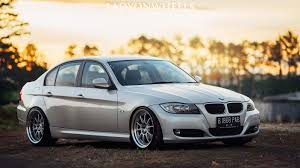 stance bmw bmw e90 lci ssr sp3 abdee faishal indonesian stance bmw indonesian