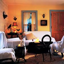 Livingroom Decorating by New Halloween Living Room Decorating Ideas 25 For Decorating