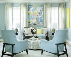 Blue Living Room Living Room - Living room design blue