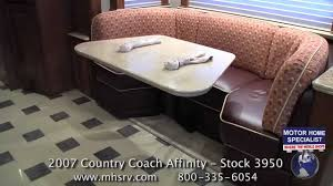 used 2007 country coach affinity luxury rv for sale at motor home