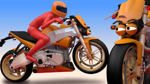 motocross helmets for kids vids for kids in 3d hd jimmy the motorcycle for children