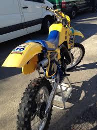 suzuki rm125 1984 arrondickinson28 u0027s bike check vital mx