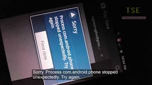 android phone stopped process android phone process android vending has