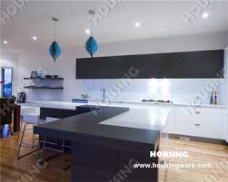 Black Lacquer Kitchen Cabinets by Buy Customized Fashion Black And White Lacquer Kitchen Cabinets