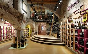 shop italy drink shop harpf monovolume architecture design archdaily