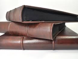 handmade leather photo albums 150 best product leather images on bookbinding