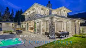 exterior design 2017 best outdoor living space ideas youtube