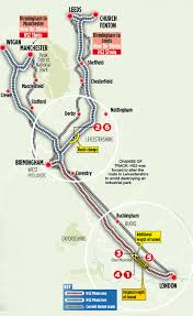 Ryanair Route Map by The Scandal Of The Hs2 Homewreckers Daily Mail Online