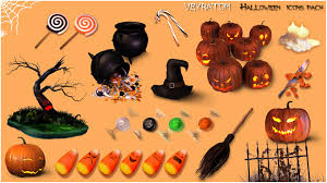 icon halloween sweet halloween icon pack by zairaam on deviantart