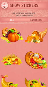 thanksgiving stickers thanksgiving stickers apps on play