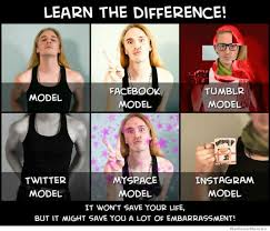 Meme Model - modeling learn the difference weknowmemes