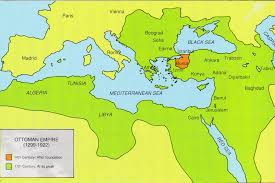 Present Day Ottoman Empire Hashtag History Western History S Forgotten Superpower The