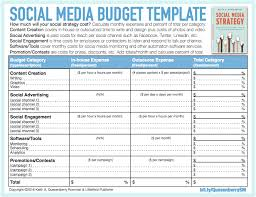 media caign template social media marketing report template 100 images social