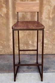 Modern Wood Bar Stool Wood Metal Barstool 1 New Home Inspirations Pinterest