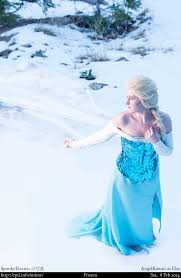 elsa frozen angel kawaii acparadise