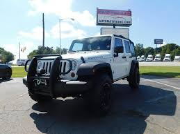 used jeep rubicon for sale white jeep wrangler in north carolina for sale used cars on