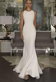 plain white wedding dresses best 25 minimalist wedding dresses ideas on plain