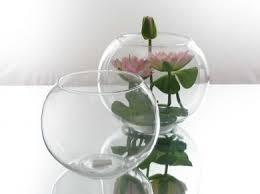 Glass Bowl Vases Wedding Fish Bowl Vases