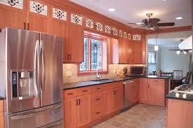 Quarter Sawn Oak Cabinets Kitchen Berwyn Bungalow Kitchen Imperial Kitchens And Baths Inc