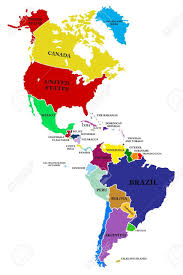 south america map belize a map and south america stock photo picture and royalty