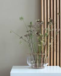 ikebana vase fritz hansen sunday in bloom with carolinedethier and the