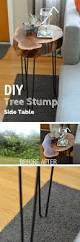 How To Build A Stump by 16 Inspiring Diy Tree Stump Projects For Rustic Home Decor Tree