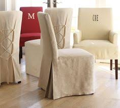 Dress Up Your Dining Chairs With Unique Slipcovers Dining Chairs - Chair covers dining room