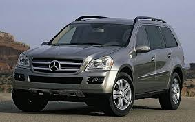 2007 mercedes suv 2007 mercedes gl suv 5 door in michigan for sale 25 used