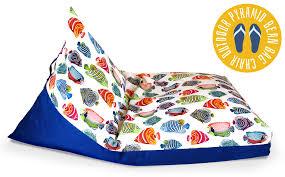 Ll Bean Bean Bag Chair Pyramid Bean Bag Chair Fabric Depot Sew4home