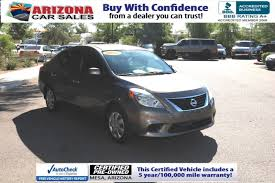 nissan versa key fob battery type certified pre owned 2014 nissan versa sv 4dr car in mesa 17343