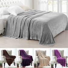 throws blankets for sofas solid color soft throw blanket for bedding on the bed sofa
