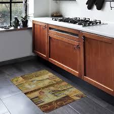 Anti Fatigue Kitchen Rugs Home Dynamix Designer Chef Collection Anti Fatigue Multicolor