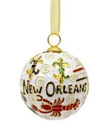 new orleans cloisonne ornament new orleans nola