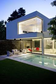 nice houses with pools pool homes carrara house 03 contemporary