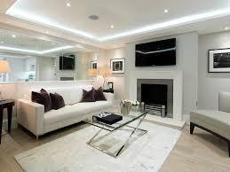 Kitchen Cabinet Pelmet Phenomenal Luxurious Living Rooms Living Room Grey Dark Wooden