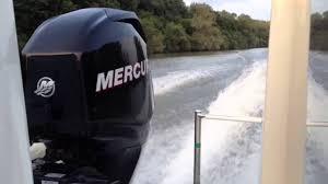 mercury four stroke efi 60 hp hd spitfire propeller youtube