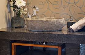 bathroom sinks stone crafts home