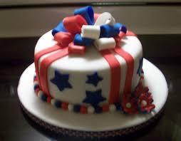 fondant 4th of july cakes google search fourth of july food