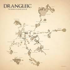 Lordran Map Map Of Dark Souls 2 My Blog