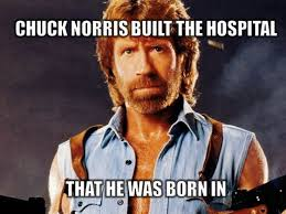 Chuck Norris Birthday Meme - pick the best chuck norris fact playbuzz