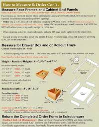 How To Order Kitchen Cabinets by Measuring U0026 Installing Your Cabinet Doors Eclectic Ware