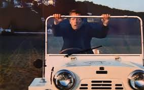 mini moke from the prisoner restored 50 years after starring in