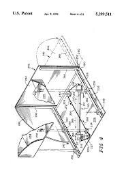 patent us5299511 bellcrank assembly for moving an atm module