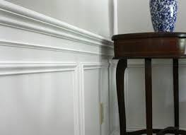 Chair Rail Home Depot Chair Rail Wall Trim Moulding The Home Depot Hastac 2011