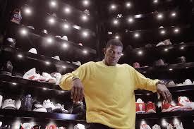 joe johnson u0027s sneaker closet si com