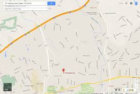 Salem Virginia Map by Cardinal Project Training Overview